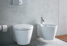 Duravit: Starck 1 Wall WC