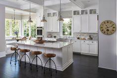 Resultado de imagen para popular transitional kitchen lighting