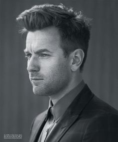 ewan mcgregor - his hair! Not to mention he's in one of my all-time favorites - Moulin Rouge.