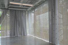 milstein hall curtain - Google Search
