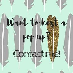 Host a LuLaRoe Pop Up & Get Your Product FREE!!  https://www.facebook.com/groups/191202014647991/?ref=bookmarks