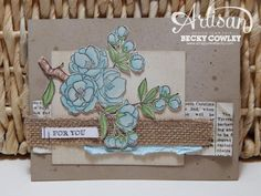 For You by rbbobbins - Cards and Paper Crafts at Splitcoaststampers