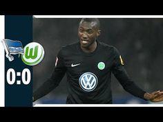 Unnötige Gelb-Rot für Guilavogui | Hertha BSC - VfL Wolfsburg 0:0 | Highlights | Bundesliga - YouTube