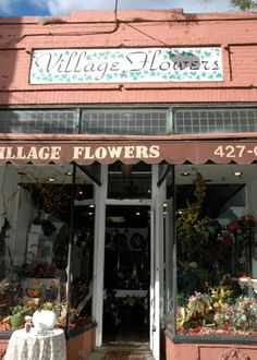 Village Flowers, Huntington NY