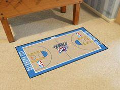 Oklahoma City Thunder NBA Court Runner 24x44