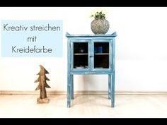 DIY Tisch im Shabby Chic Stil streichenWisch oder