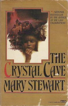 the crystal cave mary stewart Beloved Book, Reading Art, Reading Challenge, Book Nooks, Historical Fiction, Book 1, My Books, Literature, Things To Come