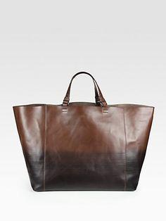 Bottega Veneta Ombre Leather Bag Commuter Bag 69a0a9566141a