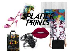"""""""SP giRl.."""" by hanani-nur on Polyvore featuring Ming Wang, Dr. Martens, Jimmy Choo, Kendra Scott and Lime Crime"""