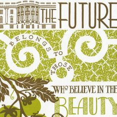 White House meets Victory Garden, again