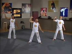Capoeira for Beginners, by Grupo Axe - YouTube