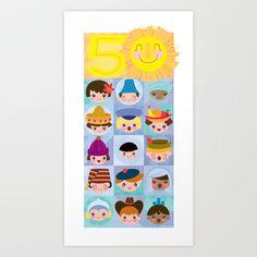 happy 50th small world! Jill Howarth