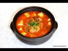 Kimchi Stew  김치 찌개