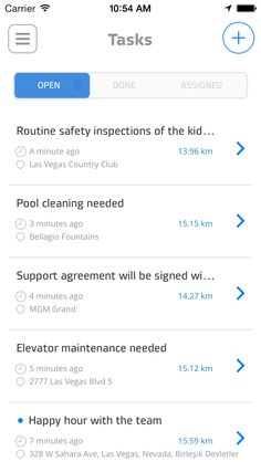 dooing Team Managment System | PatternTap | ZURB Library