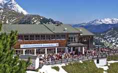 Bergrestaurant Jenner