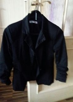 Leather Jacket, Jackets, Fashion, Studded Leather Jacket, Down Jackets, Leather Jackets, Moda, La Mode, Jacket
