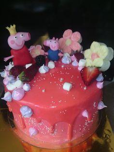 Торт Свинка Пеппа