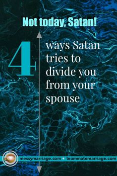 Beth examines 4 ways that Satan tries to divide us in marriage, as well as offering ways to resist these temptations. Find out what they all are at the link and arm yourself for these battles today! #spiritual #Christian #evil #temptation #Bible #verses #quotes #inspiration #strategies #division #husband #wife #spouse #marriage Spiritual Warfare, Spiritual Growth, Spiritual Practices, Christian Marriage, Christian Faith, Light Of Christ, Sisters In Christ, Conflict Resolution, Faith Quotes