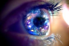i see you, i know you, i reflect the truth of you in the world through my eyes.  the universe is within you.