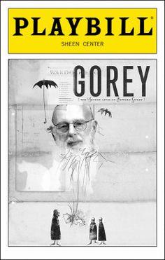 Gorey: The Secret Lives of Edward Gorey on December 21, 2016.