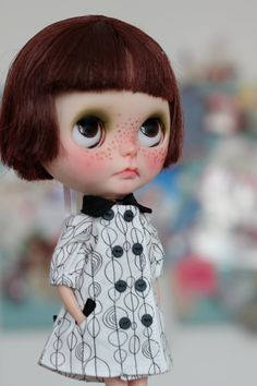 OOAK coat for your Blythe