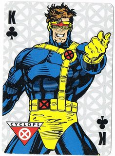 Cyclops - King of Clubs by stormantic, via Flickr
