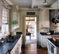 Kitchen design that's very me