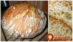 Bread Recipes, Cooking Recipes, Bread Bun, Food To Make, Food And Drink, Kitchens, Brot, Backen