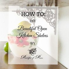 How To: DIY Beautifu
