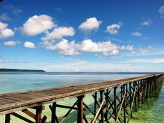 Kakaban Island, Indonesia