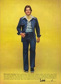 1970s Fashion Pictures on 1970s Ads For Men S Clothing  Try Not To Hurt Yourself Laughing