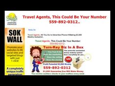 Travel Agents Leads | 559-892-0312 Leads  Travel Agents, This Could Be Your Number 559-892-0312... http://vzturl.com/aly39