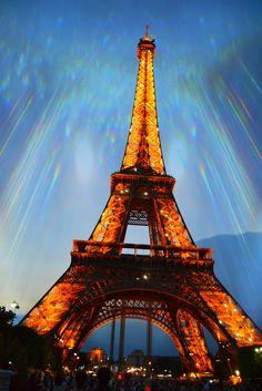 Tour de Eiffel Paris France