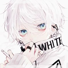 (~Esin) Having difficulty locating anime? Dark Anime Guys, Cool Anime Guys, Cute Anime Boy, Anime Kawaii, Anime Chibi, Manga Anime, Fantasy Anime, Anime Amor, Japon Illustration