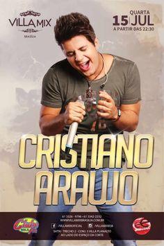 Villa Mix com Cristiano Araujo