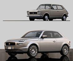El clásico Fiat 127 vuelve a la vida