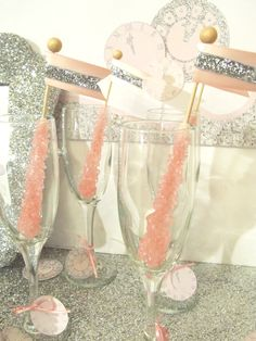 *Sparkle Baby Shower* @Brittany Wigginton I imagine your babyshower (when the time comes) will look something like this!!!! :D