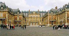 Le château de Versailles, Palace of Versailles, France