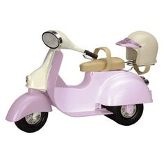 scooter for american girl doll