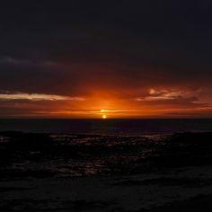 Soleil levant - http://www.sebastiencaverne.fr/soleil-levant/ #BaieDeQuiberon, #Couleur, #Errance, #Morbihan, #Nature, #Quiberon