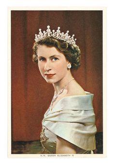 Queen Elizabeth = brave , true & strength