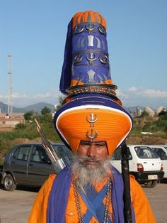 Sikhs turban wow