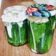 #cucumbers #green #yummy #małosolne#ogórki #uwielbiam #dziśzrobione