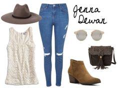 Celebrity Street Style of the Week: Jenna Dewan, Ashley Tisdale, and Sarah Hyland