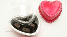 KitchenDance - Small Heart Pan with Plastic Lid -