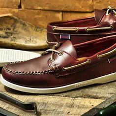 (39) Fancy - Dockside Boat Shoes by Sebago