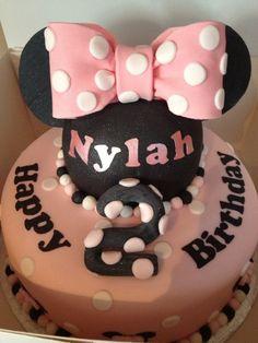 Minnie Mouse #cake