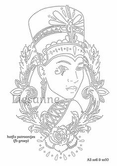 Ткани и шерсть для игрушек,кукол Тильд и др. | VK Tambour Embroidery, Paper Embroidery, Hand Embroidery Stitches, Embroidery Patterns, Birthday Calender, Rhinestone Art, String Art Patterns, Dot Art Painting, Stencil Templates