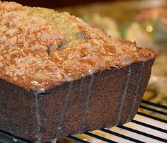 Coconut Lime Banana Bread - Gotta try this!
