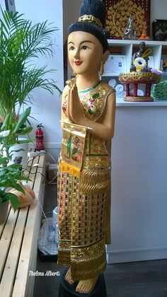 Traditional Thai Massage and other Massage Treatments in a Salon in Germany
